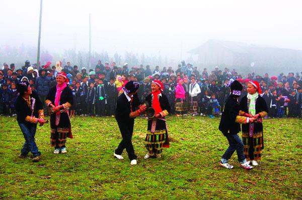 Lễ Tết nhảy của người Dao