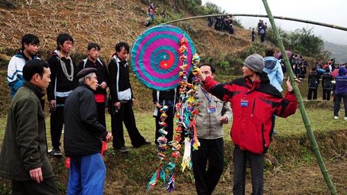 Lễ hội Roóng Poọc của người Giáy